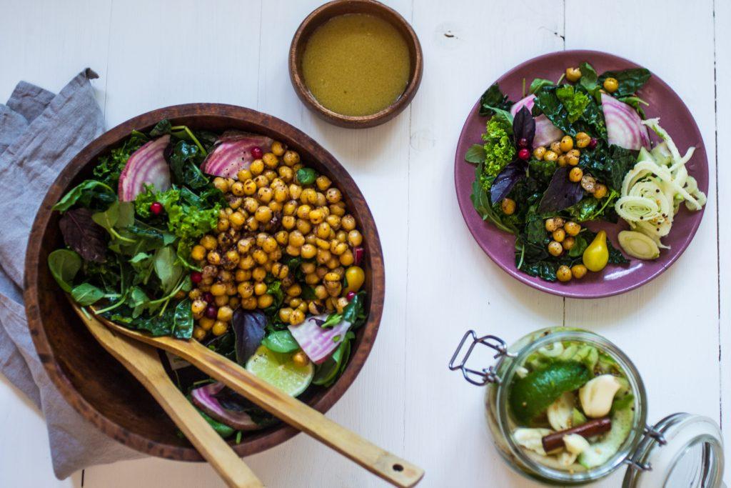 Храна за промяна, кулинарно училище Food Connection