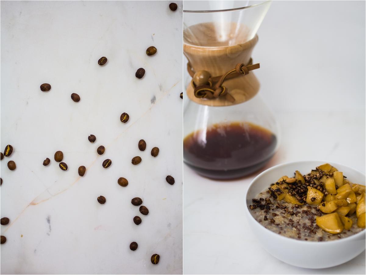 drop coffee breakfast