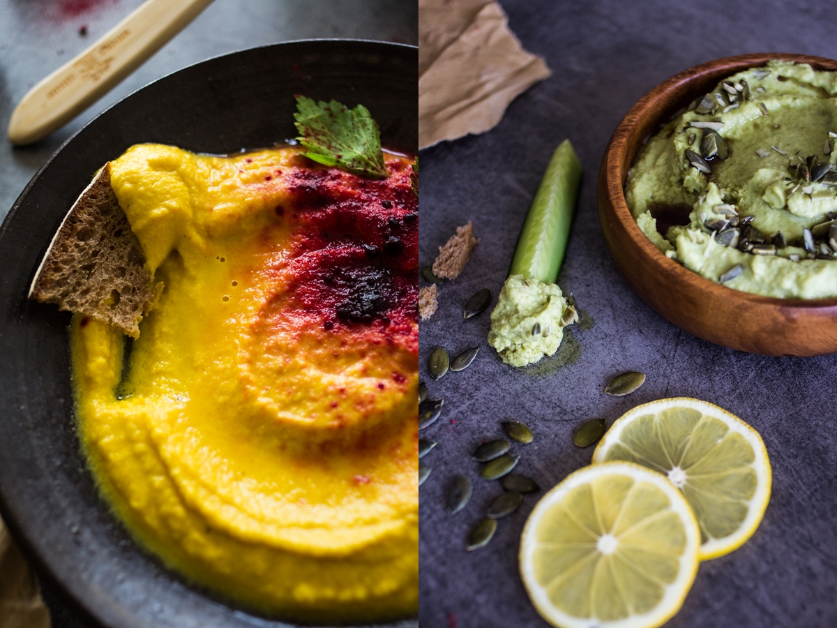 turmeric orange dip