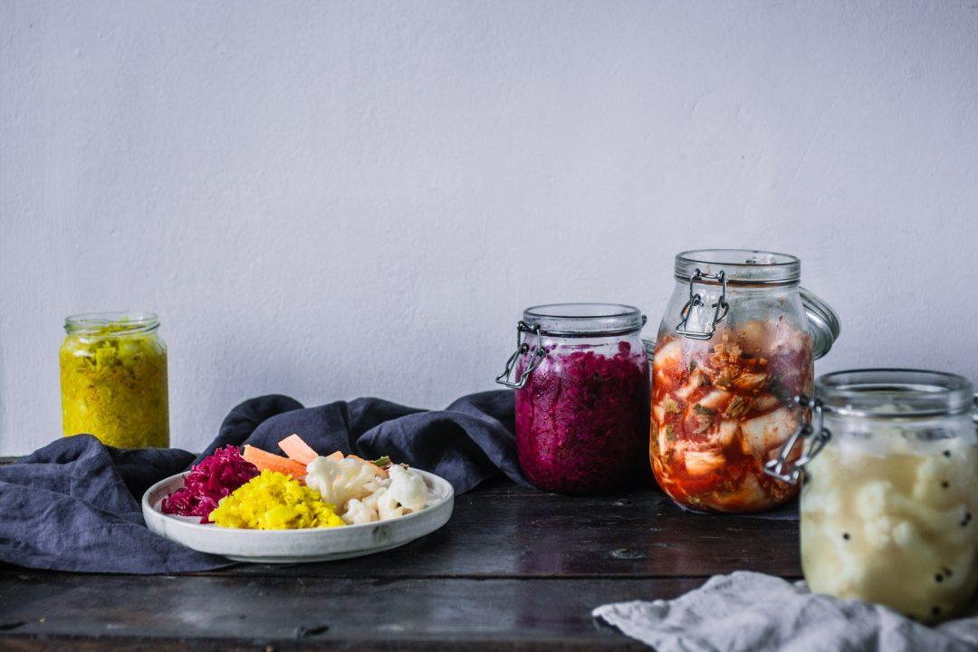 diy wild fermentation