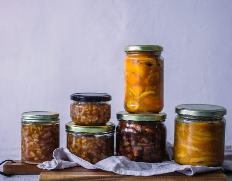 orange peel jam