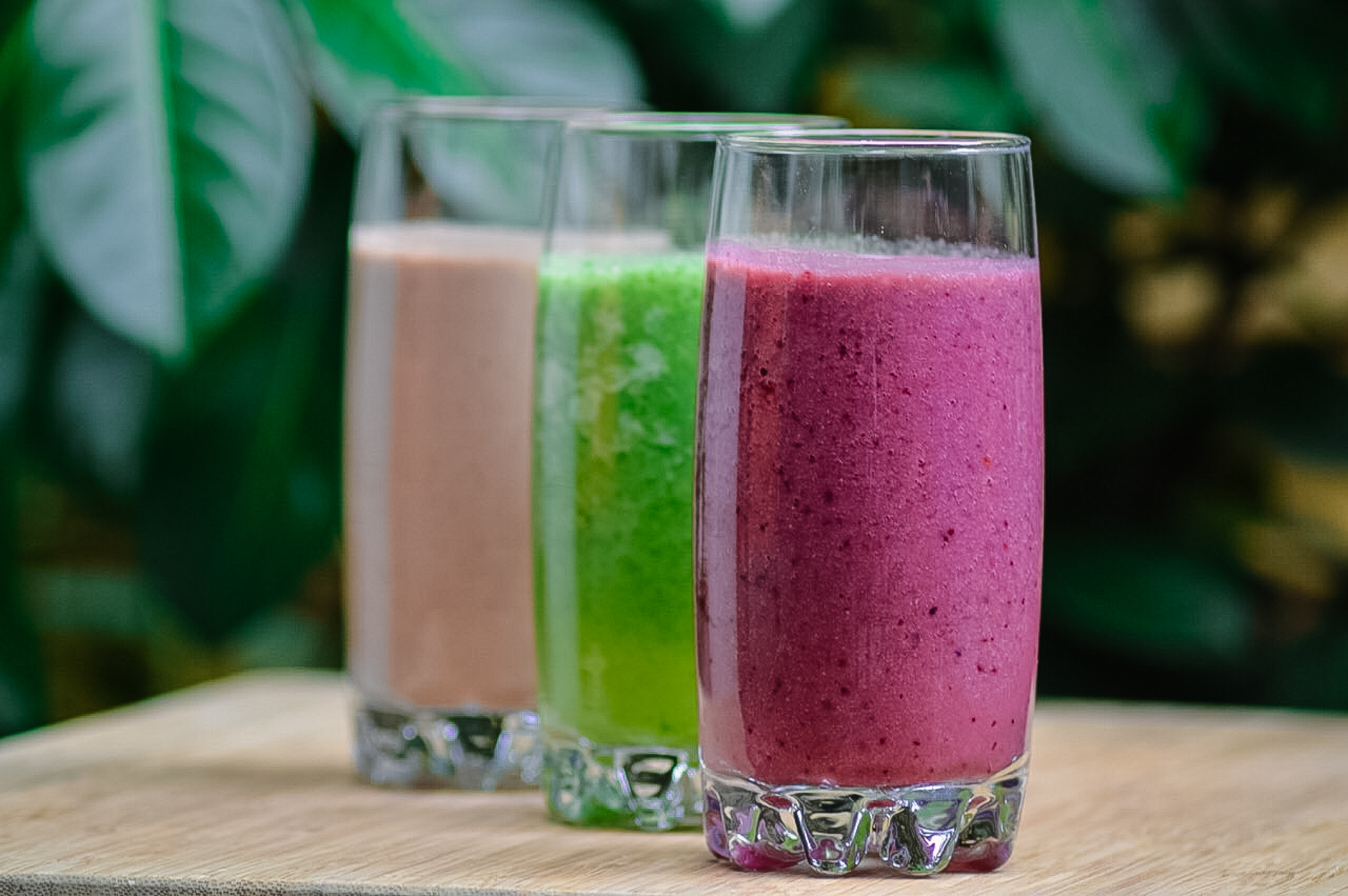 balev bio smoothies