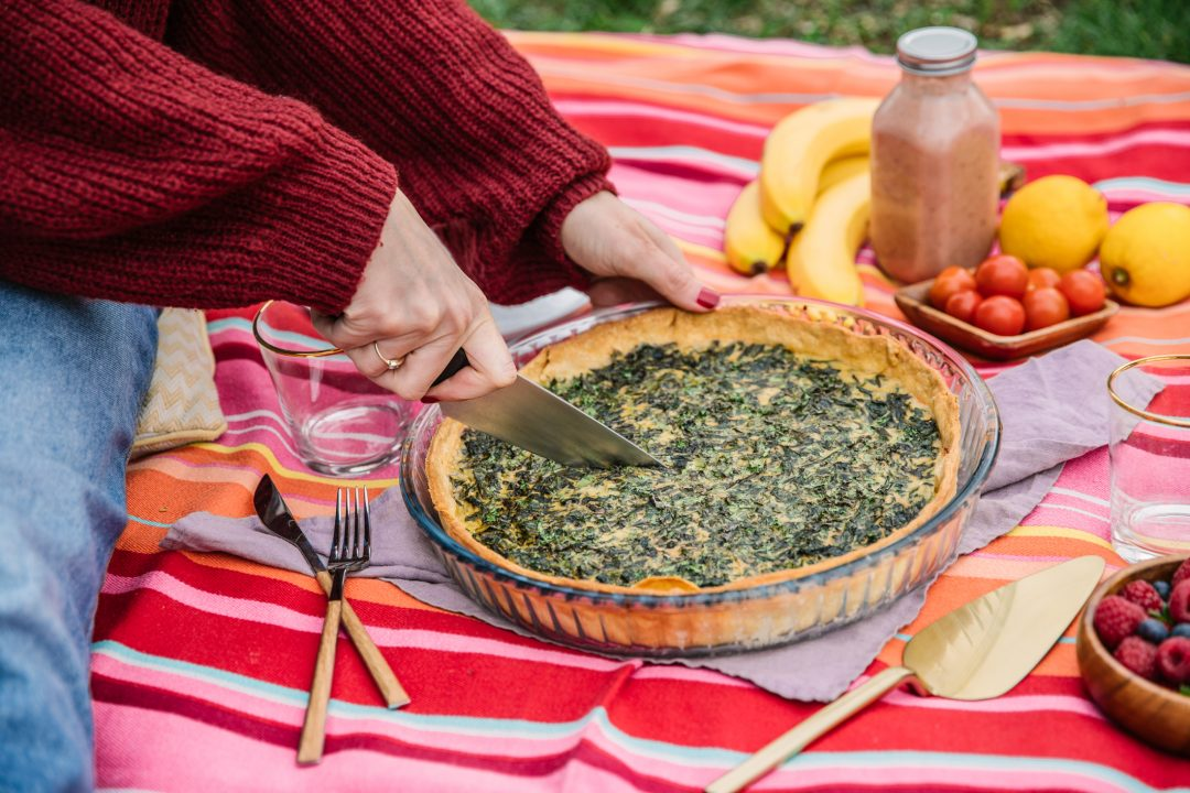 spring green french tart. photography and styling: Mihaela Beloreshka