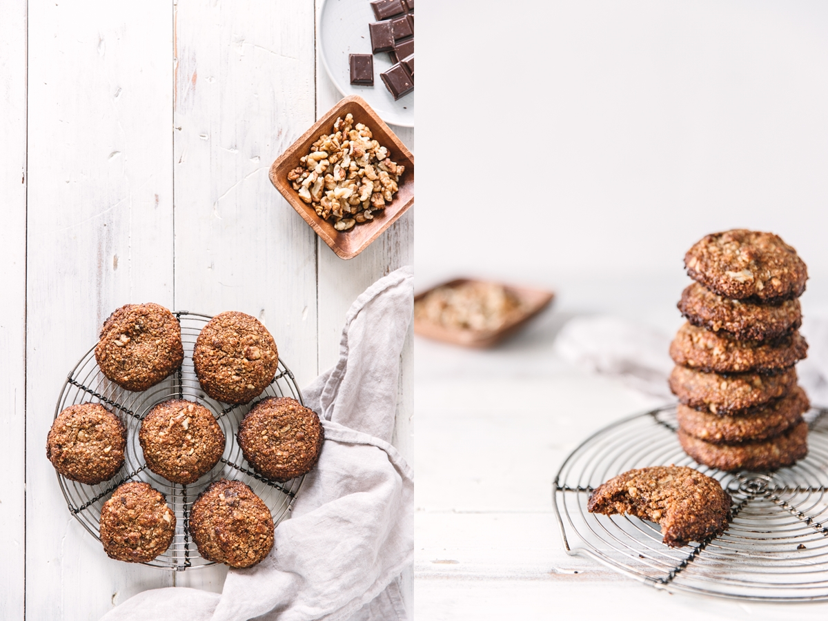 walnut cookies (gluten free)- ореховки