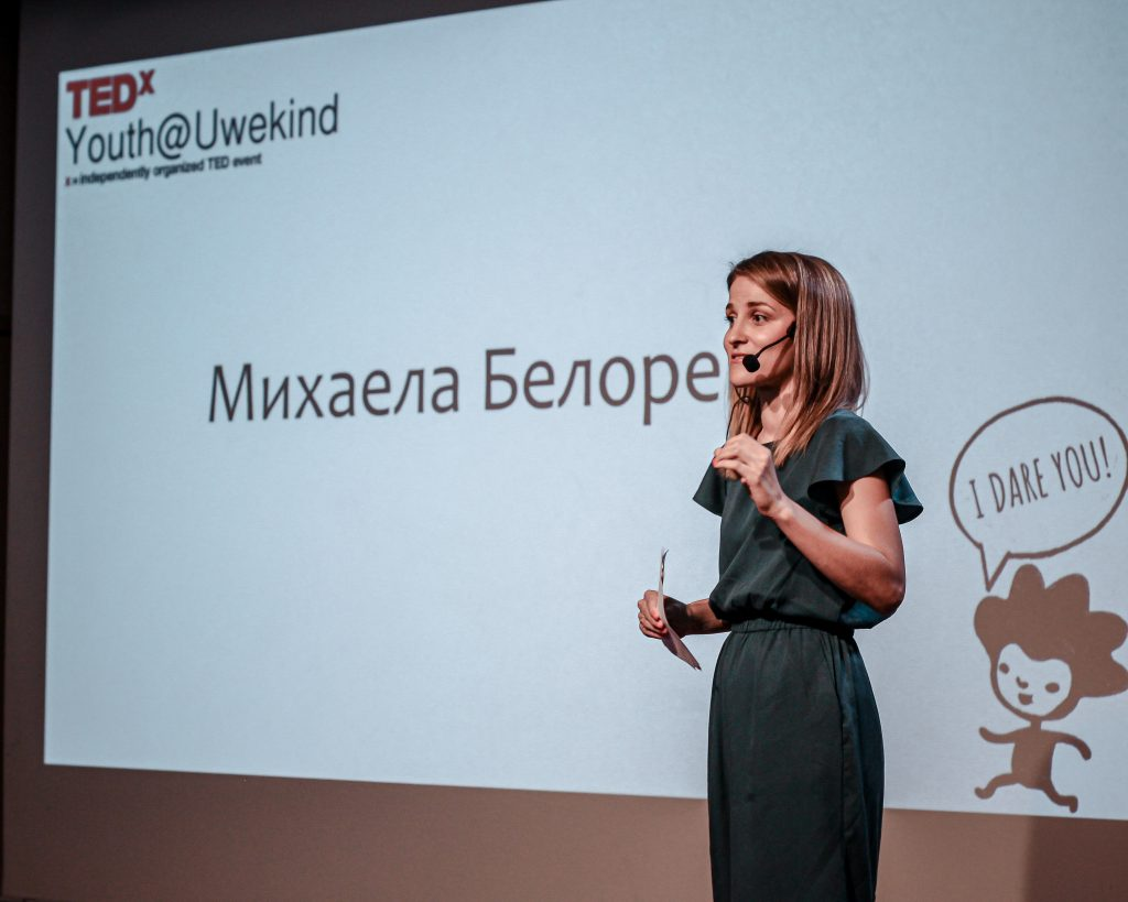 mihaela beloreshka tedx uwekind